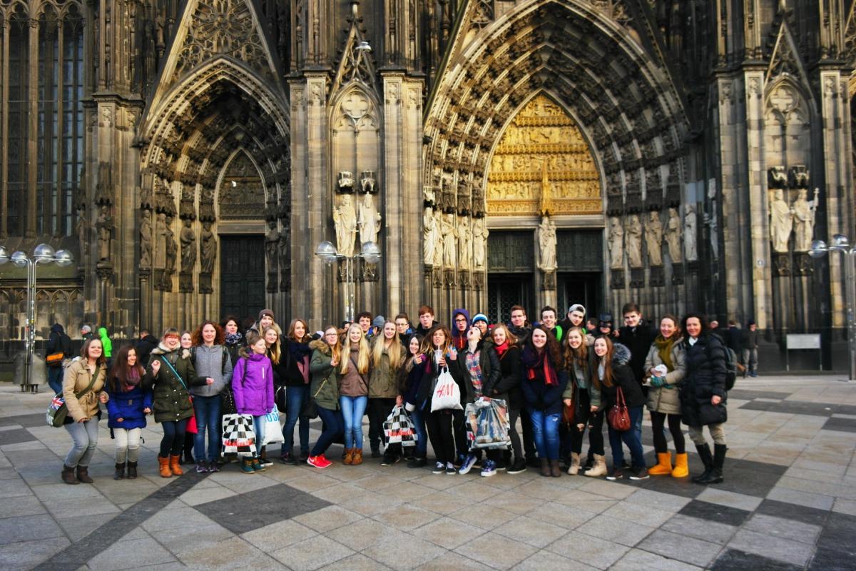 Kunstexkursion nach Köln 2015