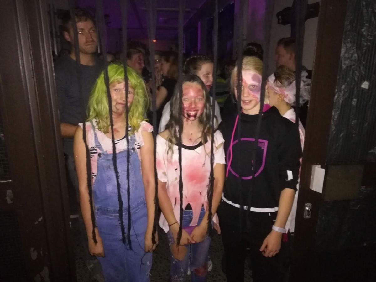 Scary Night 2019